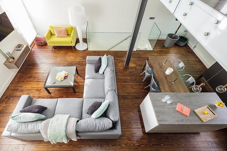 eclectic-loft