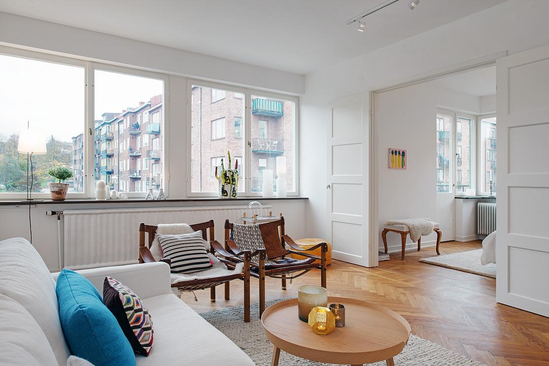 Scandinavian Design Really Nice Apartment In Sweden