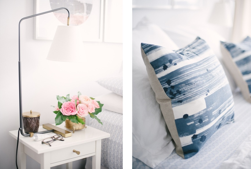 white_nightstand_details_blue_pillow