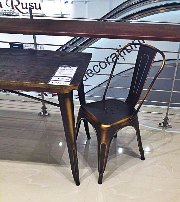 scaun industrial